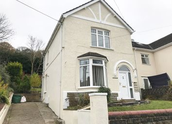 Thumbnail 3 bed semi-detached house for sale in Crosscombe Terrace, Cwm, Ebbw Vale