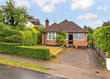 Thumbnail 3 bed detached bungalow for sale in Penn Road, St Albans, Hertfordshire
