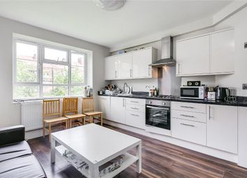 Thumbnail 4 bed flat to rent in Australia Road, London