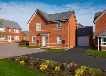"Thumbnail 4 bed detached house for sale in ""Alderney"" at Cobblers Lane, Pontefract"