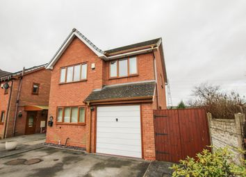 Thumbnail 3 bed detached house to rent in Leek Road, Stoke-On-Trent