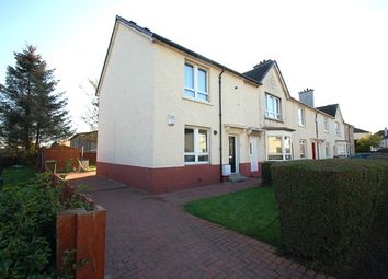Thumbnail 3 bed end terrace house for sale in Carleith Quadrant, Drumoyne, Glasgow