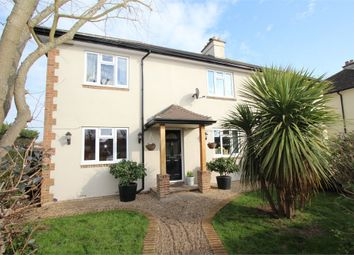 Thumbnail 4 bed semi-detached house for sale in Southern Cottages, Horton Road, Stanwell Moor, Surrey