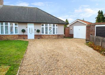 Thumbnail 4 bed semi-detached bungalow for sale in Dorset Close, Ipswich