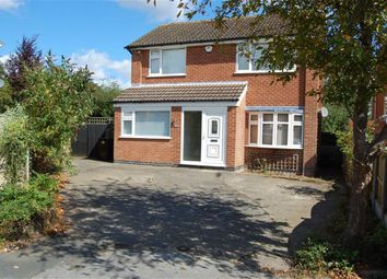 Thumbnail 4 bed detached house to rent in Pinewood Close, Southwell