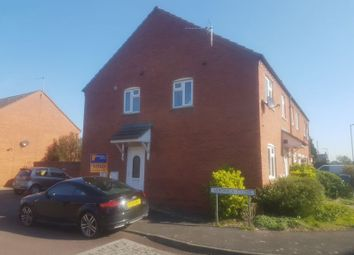 Thumbnail 1 bed end terrace house to rent in Japonica Close, Churchdown, Gloucester