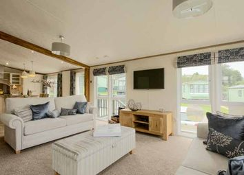 Thumbnail 3 bed mobile/park home for sale in Pemberton Rivendale Lodge, Littondale Country Park, Arncliffe, Skipton