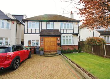 4 bed detached house for sale in The Rise, Elstree, Borehamwood WD6