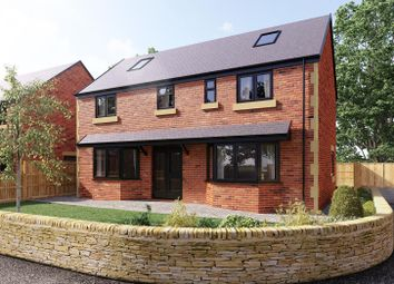 Thumbnail 4 bed detached house for sale in The Laurels, Welbeck Glade, Bolsover