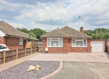 Thumbnail 2 bed detached bungalow for sale in Warwick Road, Ash Vale, Aldershot