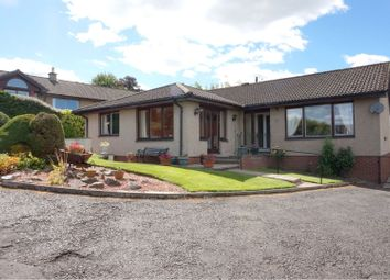 Thumbnail 4 bed detached bungalow for sale in Catrail Road, Galashiels