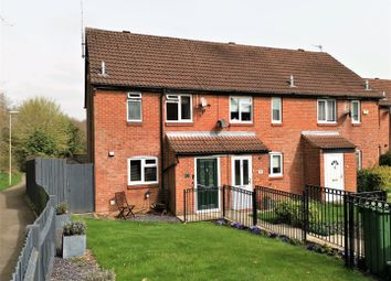 Thumbnail 2 bed end terrace house for sale in Clover Field, Lychpit, Basingstoke