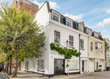 Thumbnail 6 bedroom mews house for sale in Clabon Mews, London