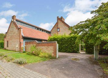 Thumbnail 5 bed detached house for sale in Thorneycroft Lane, Downhead Park, Milton Keynes
