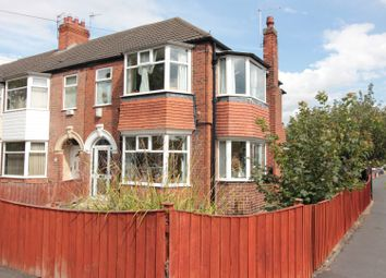Thumbnail 2 bed semi-detached house for sale in Beverley Road, Hessle, North Humberside