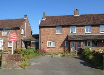 Thumbnail 3 bed semi-detached house for sale in Cort Way, Fareham