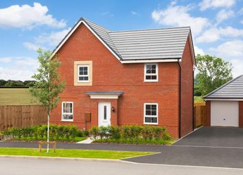 "Thumbnail 4 bedroom detached house for sale in ""Alderney"" at Dunsmore Avenue, Bingham, Nottingham"