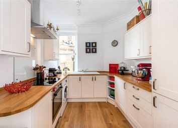 Thumbnail 1 bed flat to rent in Arlington Park Mansions, Chiswick, London