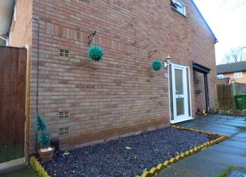 Thumbnail 3 bed end terrace house for sale in Camhouses, Tamworth, Staffordshire