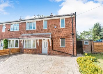 Thumbnail 3 bed terraced house to rent in Somerset Road, Droylsden, Manchester