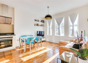 Thumbnail 1 bed flat for sale in Lysias Road, London