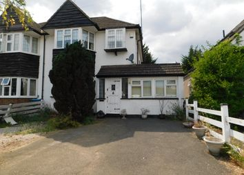 Thumbnail 4 bed semi-detached house for sale in Cypress Avenue, Whitton