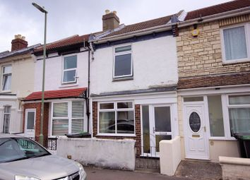 2 bed terraced house for sale in Handley Road, Gosport PO12