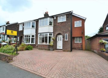 Thumbnail 3 bedroom semi-detached house for sale in South Grove, Walkden, Manchester