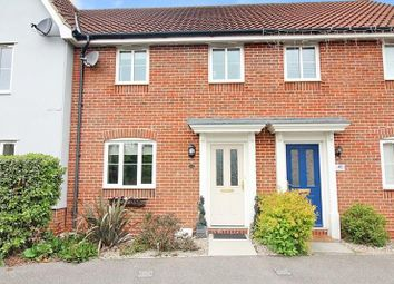 Thumbnail 3 bedroom town house for sale in Beckside, Horsford, Horsford