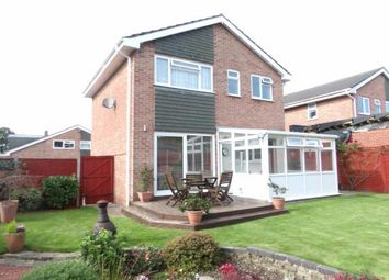 Thumbnail 3 bed detached house for sale in Fareham, Hants, .