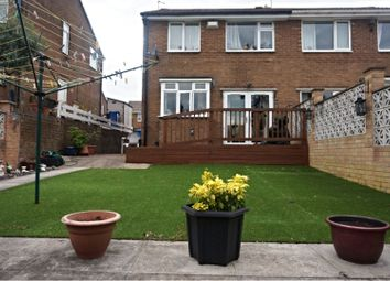 Thumbnail 3 bed semi-detached house for sale in Chapeltown, Sheffield