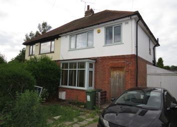 Thumbnail 3 bed semi-detached house for sale in Kings Walk, Leicester Forest East, Leicester
