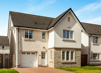 Thumbnail 4 bed detached house for sale in Tak Me Doon Road, Larbert