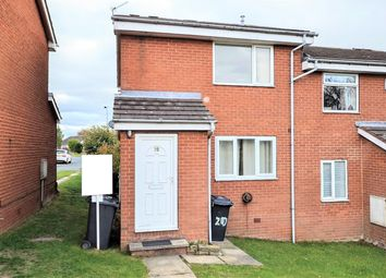 Thumbnail 1 bed flat for sale in Eshton Court, Mapplewell, Barnsley
