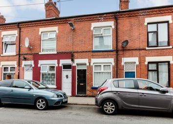 Thumbnail 3 bed terraced house for sale in Dunton Street, Leicester, Leicester