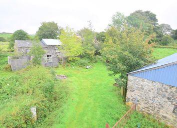 Thumbnail Farmhouse for sale in Middle Wapsworthy, Peter Tavy, Tavistock, Devon