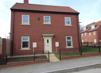 Thumbnail 4 bed detached house for sale in Weaving Gardens, Nottingham