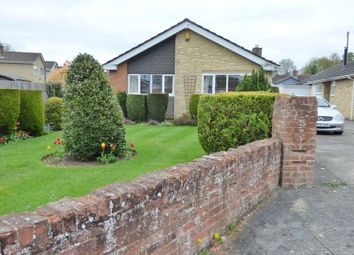 Thumbnail 3 bedroom detached bungalow for sale in School Road, Frampton Cotterell, Bristol