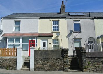 Thumbnail 2 bed cottage for sale in Albion Road, Pontypool, Torfaen