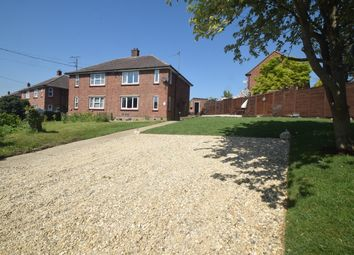 Thumbnail 3 bed semi-detached house for sale in Brooksfield, Bildeston, Ipswich