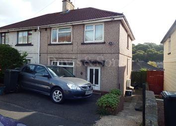 Thumbnail 3 bed semi-detached house for sale in Graig Park Circle, Off Malpas Road, Newport.