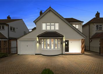 Thumbnail Detached house for sale in Great Nelmes Chase, Emerson Park