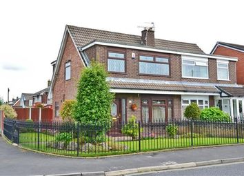 Thumbnail 3 bed semi-detached house for sale in Long Lane, Hindley Green, Wigan