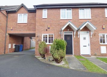 Thumbnail 2 bed town house for sale in Lytham Close, Great Sankey, Warrington