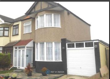 Thumbnail 3 bedroom semi-detached house to rent in Parkside Avenue, Romford