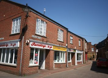 Thumbnail 1 bed flat to rent in Francis Street, Spalding