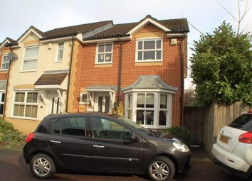 Thumbnail 3 bedroom end terrace house to rent in Mason Drive, Harold Wood, Romford