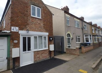 Thumbnail 2 bed flat for sale in Rowland Street, Rugby