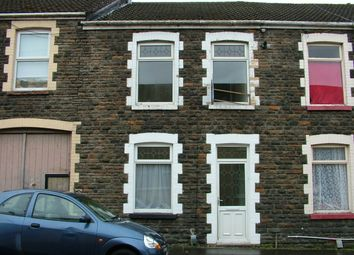 Thumbnail 3 bed terraced house to rent in Exchange Road, Neath