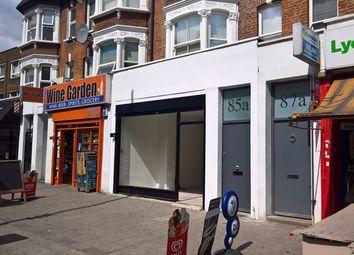 Thumbnail Retail premises to let in Parkhurst Road, London